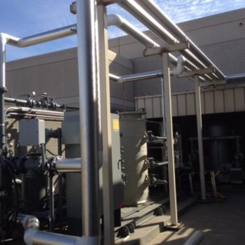 Kla Tencor Cl 100 Installation And Stainless Steel