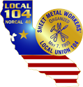 Local Sheet Metal Workers Union 104